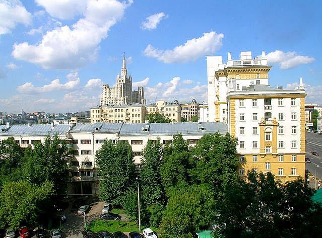 Obshestvo-IRAS_Headoffice_Moscow_Russia